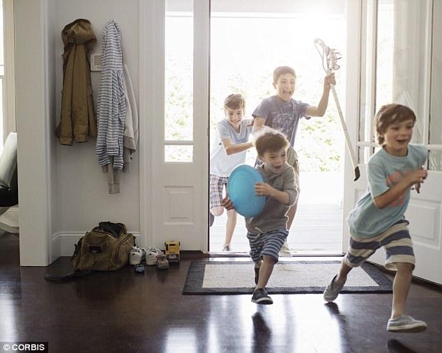 boys-running-inside